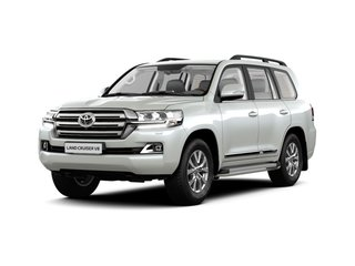 Prado, Land Cruiser 200